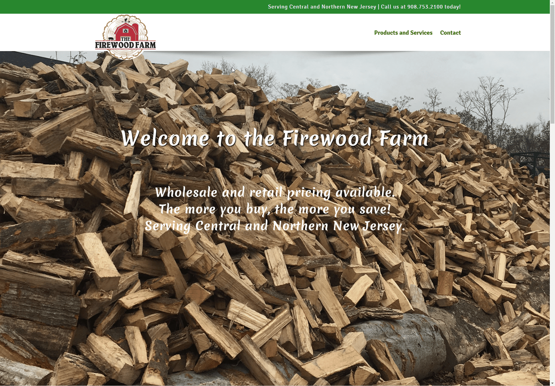 The Firewood Farm