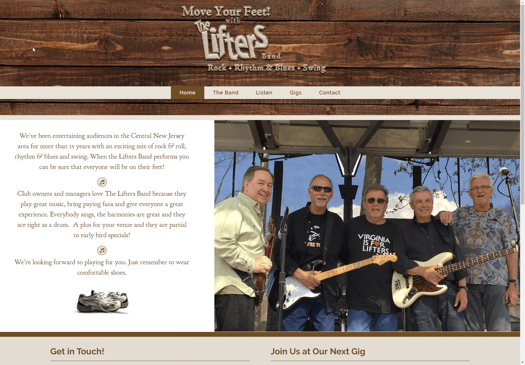 The Lifters Band