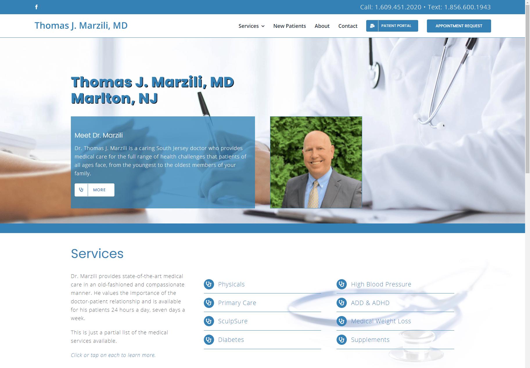 Thomas Marzili, MD